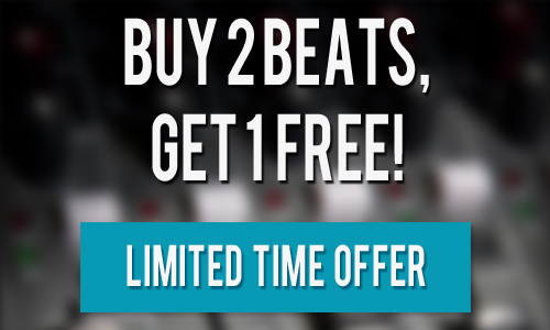Quick Beats Buy 2 Get 1