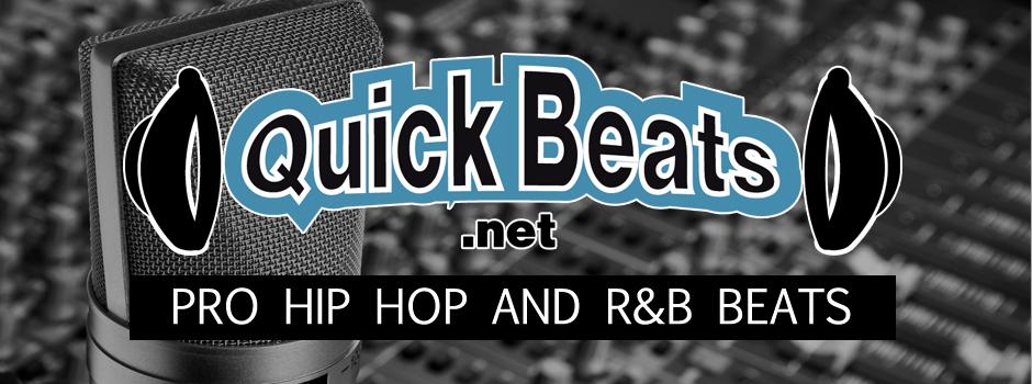 Quick Beats Professional Hip Hop Instrumentals